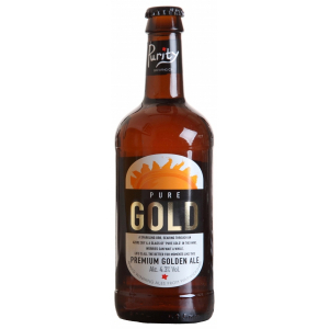 Purity Brewing Co., `Pure Gold` Golden Ale