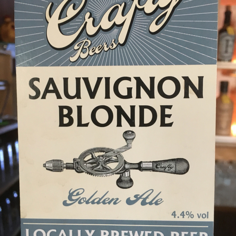 Crafty, Sauvignon Blonde