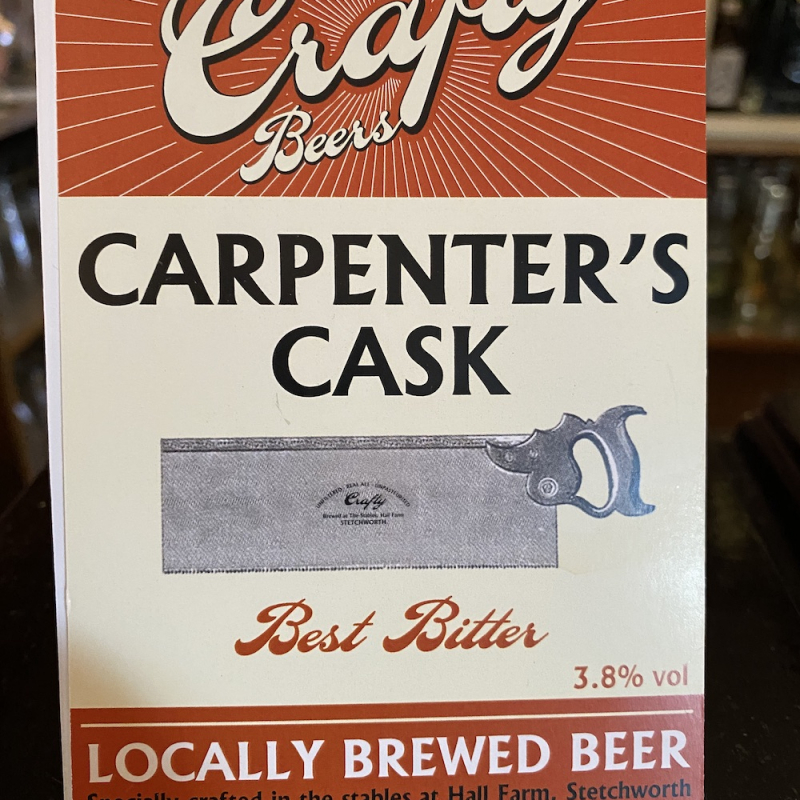 Crafty, Carpenter's Cask
